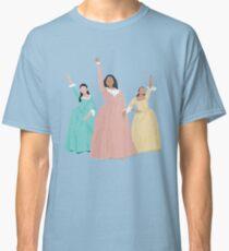 Camiseta clásica ¡Hermanas Schuyler!
