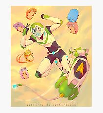 Pidge!!! Photographic Print
