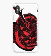 Darth Shogun iPhone Case/Skin