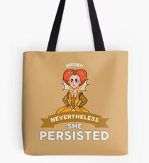 Queen Elizabeth the First - She Persisted Tote Bag