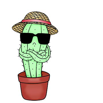 Cool the cactus (colour) by RayRay000