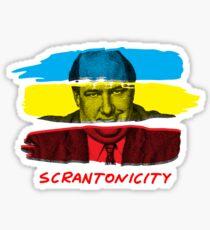 scrantonicity Sticker