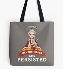 Catherine the Great - She Persisted Tote Bag