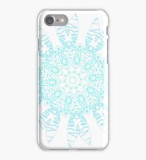 Blue Dream Catcher iPhone Case/Skin