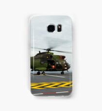 Eurocopter AS332 Super Puma Helicopter Samsung Galaxy Case/Skin