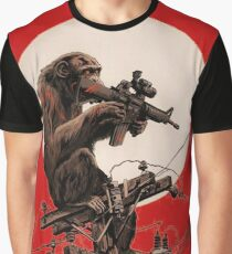 War For the Apes Graphic T-Shirt