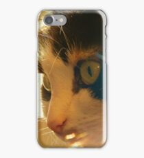 FURRY FELINE iPhone Case/Skin