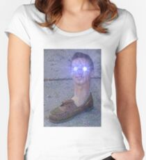 You know i had to do it to em Fitted Scoop T-Shirt