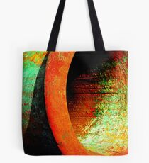 Fight of the rusty colors Tote Bag