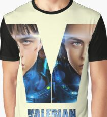 Valerian And The City Of A Thousand Planets Graphic T-Shirt