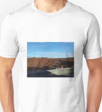 Remnants of 'Chapman Flat' Fire, Chain of Ponds, Adelaide to Mannum Rd. Sth. Australia.  T-Shirt
