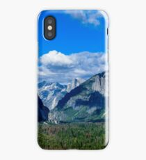Natural Landscape Yosemite iPhone Case/Skin