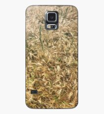 Wheat larger Case/Skin for Samsung Galaxy