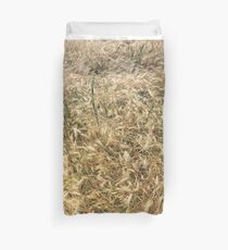 Wheat larger Duvet Cover