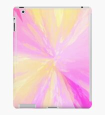 Splatter Flower iPad Case/Skin