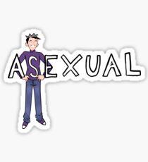 Asexual Jughead Sticker