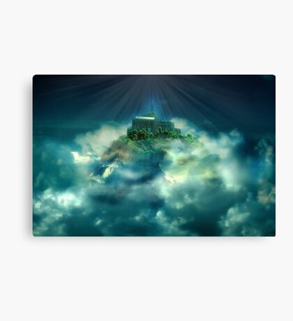 In My Father's House Canvas Print