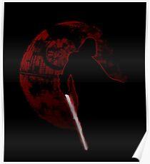 Minimalist Darth Vader Poster