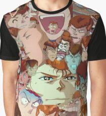 50 Shades of Kuwabara Graphic T-Shirt
