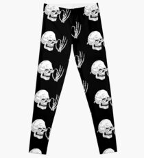 See you in hell Leggings