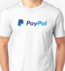 Paypal Logo Merchandise T-Shirt
