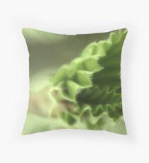 germination Throw Pillow