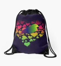 Fly Free Drawstring Bag