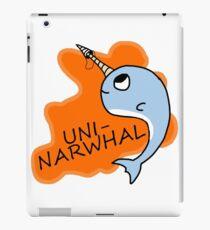 Uni-Narwhal iPad Case/Skin
