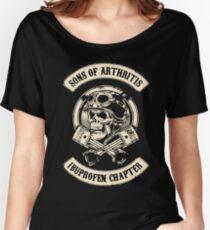 Son of arthritis ibuprofen chapter Women's Relaxed Fit T-Shirt