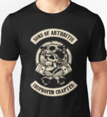 Son of arthritis ibuprofen chapter Unisex T-Shirt