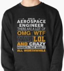 AEROSPACE ENGINEER BEST COLLECTION 2017 Pullover