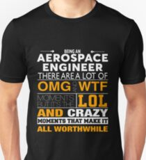 AEROSPACE ENGINEER BEST COLLECTION 2017 Unisex T-Shirt