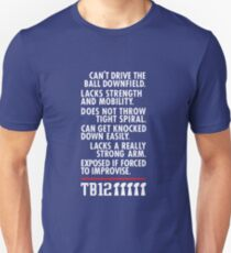 TB12 ~ Scouting Report Motivation T-Shirt