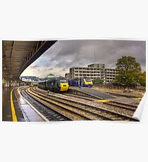 The Old and New Order at Temple Meads  Poster