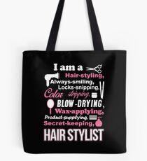 HAIR STYLIST Tote Bag