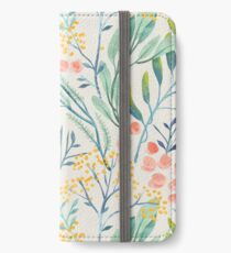 Botanical Garden iPhone Wallet/Case/Skin