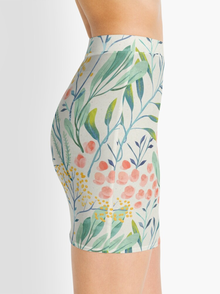 Alternate view of Botanical Garden Mini Skirt