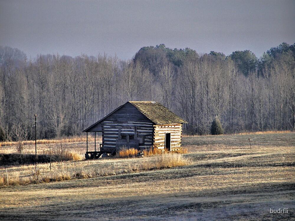 winter retreat by budrfli