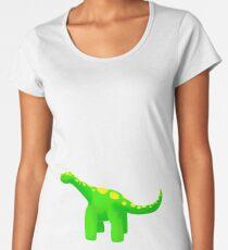 Dinosaurs Women's Premium T-Shirt
