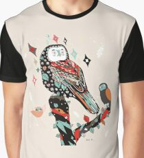 Lovely Dignity Graphic T-Shirt