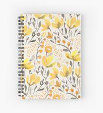 Cuaderno de espiral Campo amarillo