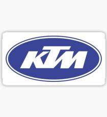 VINTAGE KTM MOTOCROSS Sticker