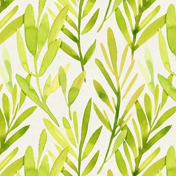 Zitronengrünes Gras von irtsya