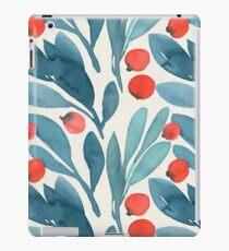Winterberries iPad Case/Skin