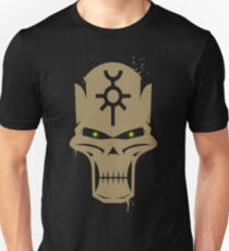 Necrons Dark Crusade - Warhammer 40k - Dawn of War 3 Gold Unisex T-Shirt