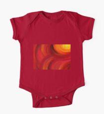 Energie von der Sonne Baby Body Kurzarm