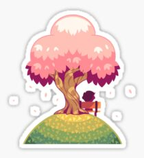 New Leaf in Spring Sticker