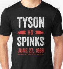 Tyson vs Spinks T-Shirt