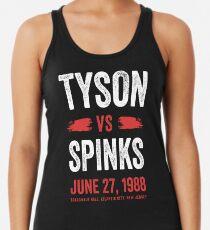Camiseta con espalda nadadora Tyson vs Spinks