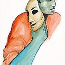 Gemini by Amanda Burns-Elhassouni
